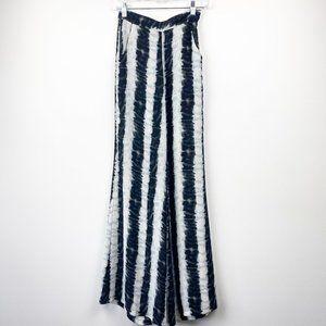 SILVA Black Striped Pocket Pants X-Small XS